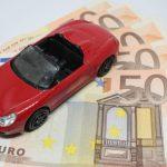 自動車税はクレジットカードで支払うとおトク?手数料とポイントを比べよう!